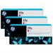 HP B6Y33A (771C) Ink cartridge magenta, 775ml, Pack qty 3