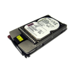 Hewlett Packard Enterprise 146GB, 15K rpm, Ultra320, Hot Plug, SCSI 146GB SCSI internal hard drive