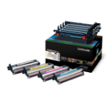 Lexmark C540X74G Drum kit, 30K pages, Pack qty 4