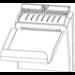 Zebra P1058930-089 Label printer Cutter