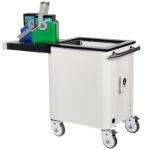 lockncharge iQ 20 Cart Freestanding White