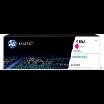 HP W2033A (415A) Toner magenta, 2.1K pages