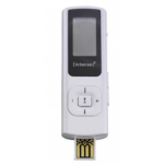 Intenso Twister MP3 8GB White