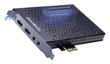AVerMedia Live Gamer HD 2 video capturing device Internal PCIe