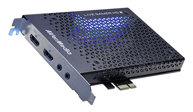 AVerMedia Live Gamer HD 2 Internal PCIe video capturing device