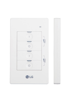 LG 9SSA2B2T520 light switch White
