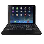 ZAGG Folio Bluetooth AZERTY Zwart toetsenbord voor mobiel apparaat