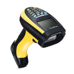 Datalogic PowerScan 95X1 Auto Range Handheld bar code reader 1D/2D LED Black,Yellow