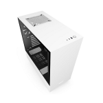 NZXT Matte White H510i Mid Tower Chassis (Smart Device)