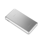 Intenso S10000 power bank Silver Lithium Polymer (LiPo) 10000 mAh