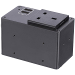 StarTech.com Power Outlet Module for Conference Table Connectivity Box