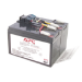 APC RBC48 batería para sistema ups Sealed Lead Acid (VRLA)