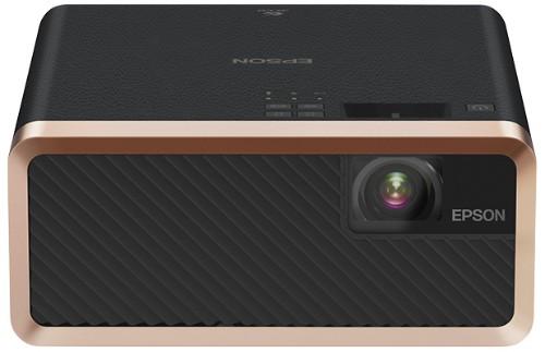 Epson Home Cinema EF-100B data projector 3LCD Desktop projector Black