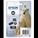 Epson Polar bear Cartucho 26XL negro foto (etiqueta RF)