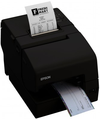 Epson TM-H6000IV (034): Serial, w/o PS, EDG, MICR