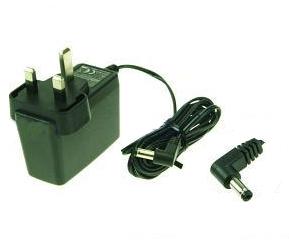2-Power AC-9000UK Black power adapter/inverter