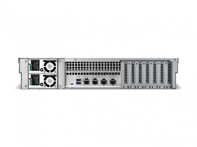Buffalo TeraStation 51210RH Ethernet LAN Rack (2U) Black NAS