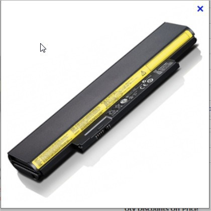 ThinkPad Battery 84+ (6 Cell) (42t4951)