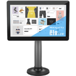 """Elo Touch Solution EloView All-in-one 2GHz 10.1"""" 1280 x 800pixels Touchscreen Black POS terminal"""
