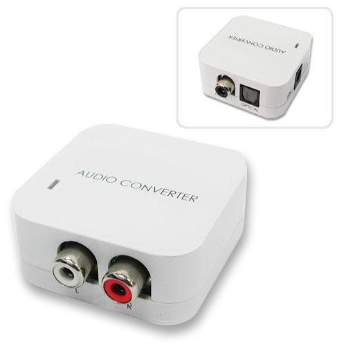 Lindy 70408 audio converter Grey