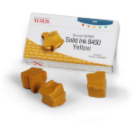 Xerox 108R00607 Dry ink in color-stix, 3.4K pages, Pack qty 3