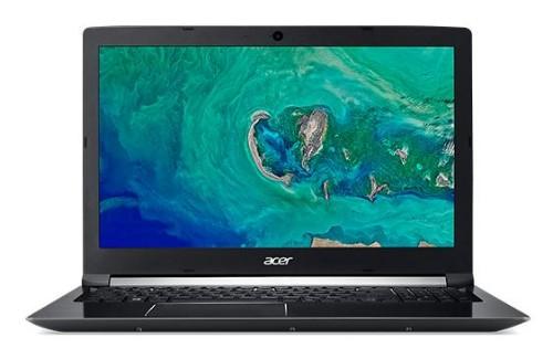 "Acer Aspire 7 A715-72G Black Notebook 39.6 cm (15.6"") 1920 x 1080 pixels 8th gen Intel® Core™ i5 8 GB DDR4-SDRAM 1000 GB HDD Windows 10 Home"