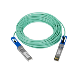 Netgear AXC7615 15m SFP+ SFP+ Turquoise InfiniBand cable