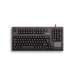 Cherry TouchBoard G80-11900 USB QWERTZ German Black keyboard