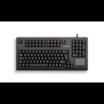 CHERRY TouchBoard G80-11900 keyboard USB QWERTZ German Black