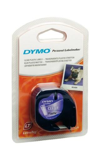 DYMO 12267 (S0721530) DirectLabel-etikettes, 12mm x 4m