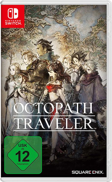 Nintendo Octopath Traveler, Switch video game Nintendo Switch Basic