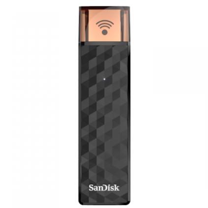 Sandisk Connect, 64GB 64GB USB 2.0 Type-A Black USB flash drive