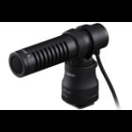 Canon DM-E100 Digital camera microphone Black