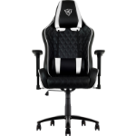 ThunderX3 TGC31BW Padded seat Padded backrest office/computer chair