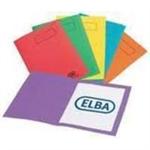 Elba 100090142 folder Polypropylene (PP) Multicolor A4