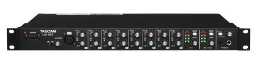 Tascam LM-8ST 8channels Black audio mixer