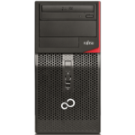 Fujitsu ESPRIMO P556/2/E85+ 3GHz i5-7400 Micro Tower Black PC