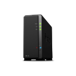 Synology DiskStation DS116 NAS/storage server Ethernet LAN Compact Black