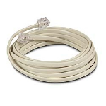 Belkin Line Cord 3m telephony cable