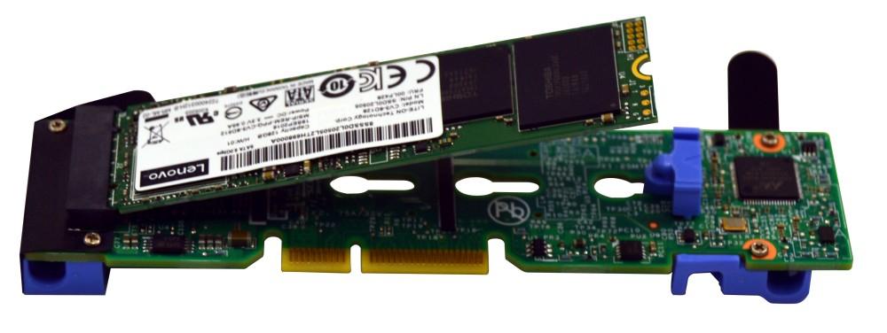 SSD 5100 480GB M.2 2280 SATA 6Gbps ThinkSystem Non-Hot-Swap