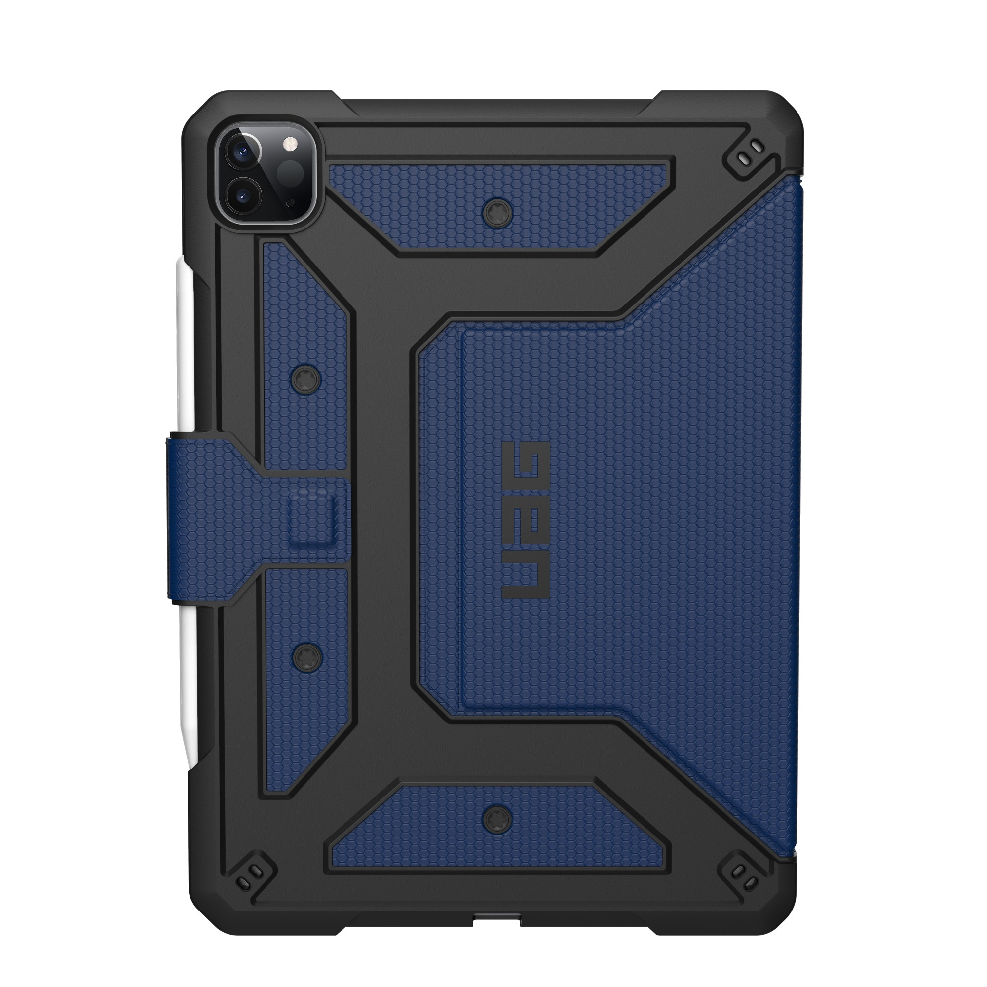 "Urban Armor Gear Metropolis 32.8 cm (12.9"") Folio Black,Blue 122066115050"