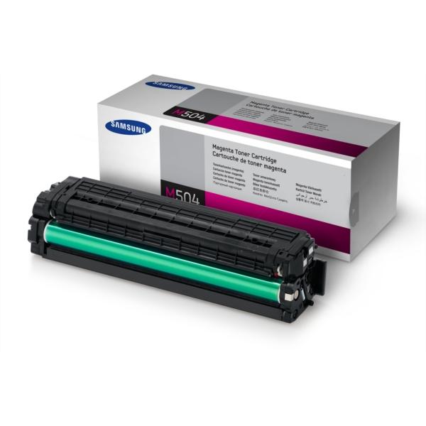 Samsung CLT-M504S/ELS (M504) Toner magenta, 1.8K pages