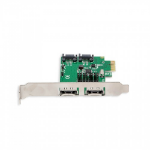 SYBA SD-PEX40049 interface cards/adapter SATA,eSATA Internal
