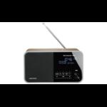 Grundig DTR 3000 DAB+ Personal Analog & digital Champagne radio