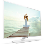 "Philips 32HFL3011W 32"" HD 280cd/m² White A+ 16W hospitality TV"