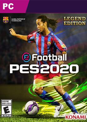 Nexway PES 2020 Legend Edition, PC vídeo juego Legendary