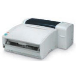 Canon 50F imprinter Inkjet Reverse page