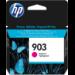 HP Cartucho de tinta Original 903 magenta