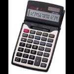 Genie 10206 Pocket Black calculator