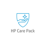 HP Servicio único de portátil de 4 años siguiente día laborable in situ